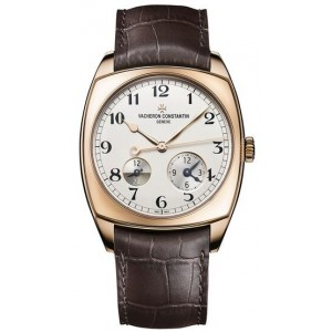 Copy Vacheron Constantin Harmony Dual Time Watch 7810S000R-B141